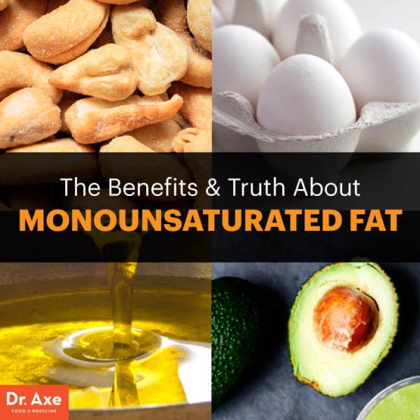 Chất béo đơn bão hòa monounsaturated fat
