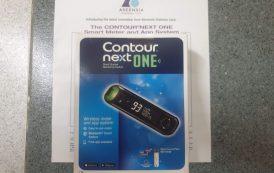 Review máy thử đường huyết mới Contour Next One